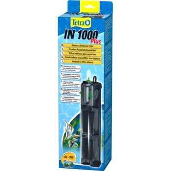 Tetra / Тетра IN 1000 Plus внутренний фильтр для аквариумов до 200 л