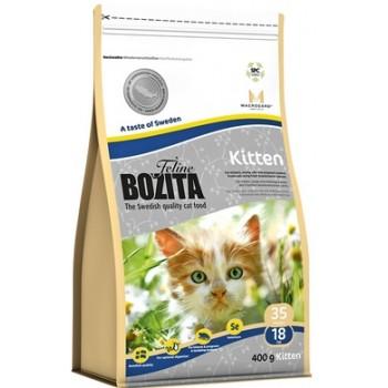 Bozita / Бозита Funktion Kitten сух.корм д/котят и Беременных кошек 400гр