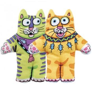 "Fat Cat Игрушка д/кошек - ""Маленький котенок"", мягкая, Kitten Little Cat Toy (650144)"