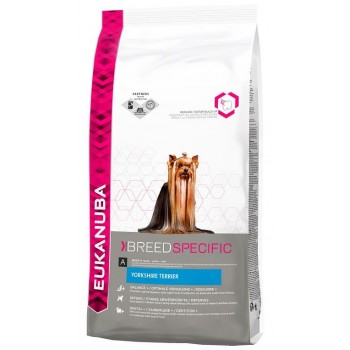 EUKANUBA / Еукануба Dog DNA корм для йорков 1 кг