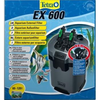 TetraTec / Тетра EX600 внешний фильтр для аквариумов 60-120 л