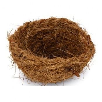 Beeztees / Бизтис 035531 Гнездо д/птиц, кокос 10 см*4 см
