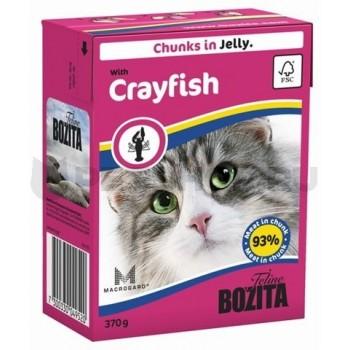 Bozita / Бозита кон.д/кошек Кусочки в желе Лангуст 370гр
