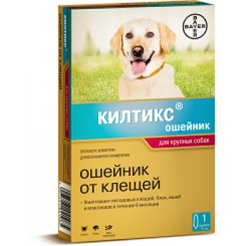 Килтикс (Байер) ошейник 66 см для собак крупных пород