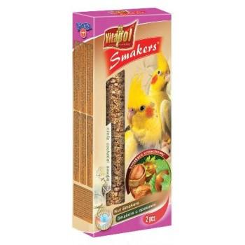 Vitapol / Витапол Smakers с орехами для нимф