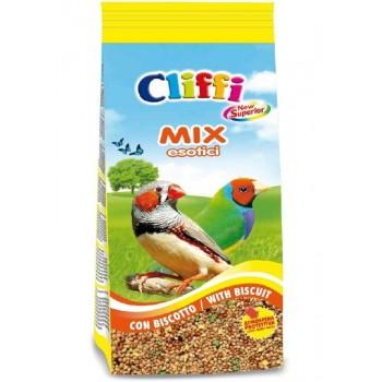 Cliffi / Клиффи Смесь отборных семян для попугаев экзотических птиц бисквитом PCOA113