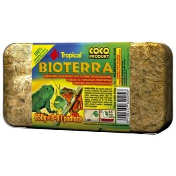 Tropical / Тропикал 820056/85928 кокосовая подстилка измельченная д/террариума Bioterra 650гр