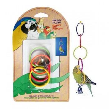 Penn-Plax / Пен-Плакс Игрушка для птиц Олимпийские кольца малые(1х12) ВА522