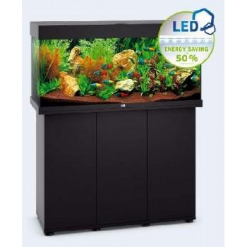 Juwel / Ювель RIO 180 LED аквариум 180л черный (Black) 101х41х50см 2х23W Фильтр Bioflow M, Нагр200W