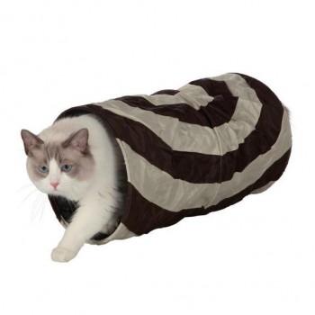 Trixie / Трикси Тоннель д/кошки шуршащий, нейлон 50см*ф25см 4301