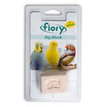 Fiory / Фиори био-камень для птиц Big-Block с селеном 55 г