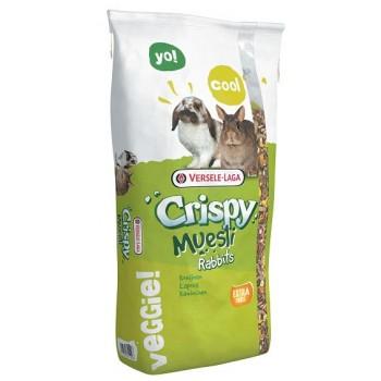 Versele-Laga корм для кроликов Crispy Muesli Rabbits 20 кг