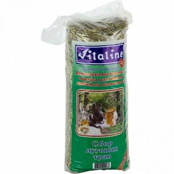 Сено Vitaline / Виталайн сбор луговых трав 0,4 кг