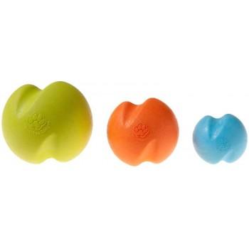 Zogoflex / Зогофлекс игрушка для собак мячик Jive L 8 см оранжевый