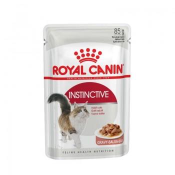 Royal Canin / Роял Канин Instinctive Souse для кошек старше 1-го года соус, 85 гр