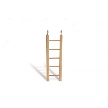 Beeztees / Бизтис 005005 Лестница деревянная 5 шагов*24см