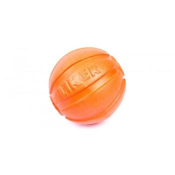 LIKER / ЛАЙКЕР Мячик Лайкер, диаметр 9см, оранжевый/18 6295