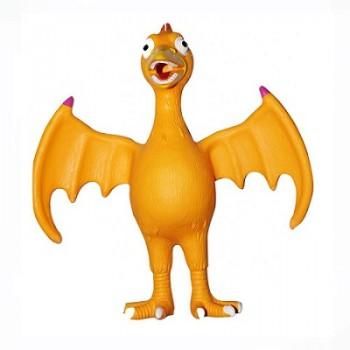 """Ziver / Зивер Игрушка """"Динозавр крылатый с реальным голосом оранжевый"""", 33 см"""