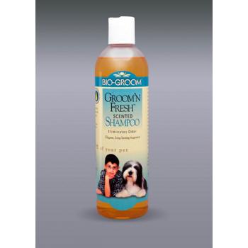 Bio-Groom / Био Грум Groom'n Fresh шампунь дезодорирующий 355 мл