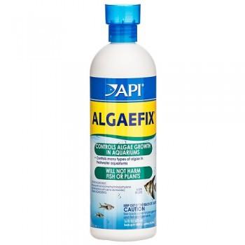 API / АПИ Альджефикс - Средство для борьбы с водорослями в аквариумах Algaefix, 473 ml