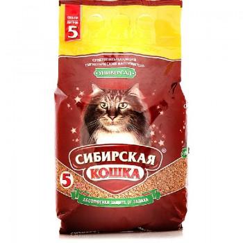 Сибирская Кошка Универсал 5л