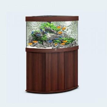 Juwel / Ювель TRIGON 190 LED аквариум 190л темное дерево (dark wood) 98,5х70х60см 2х14W Фильтр Bioflow M, Нагр20