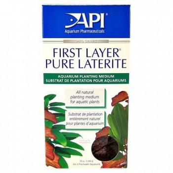 API / АПИ Фест Лайер Пьюр Латерит - Питательный грунт для аквариумных растений First Layer Pure Laterite, 1560g