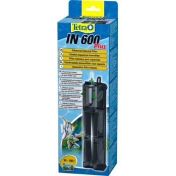 Tetra / Тетра IN 600 Plus внутренний фильтр для аквариумов до 100 л