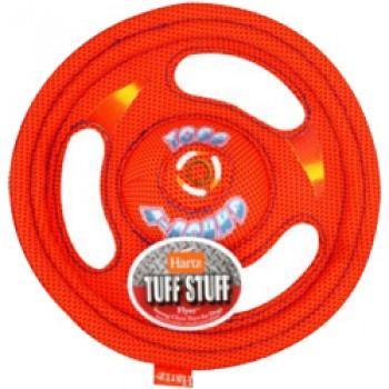 Hartz / Хартц Игрушка д/собак - Летающий диск, мягкая, прочная Tuff Stuff Flyer Dog Toy