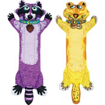Fat Cat Игрушка д/собак - Перетяжка, прочная, большая, мягкая,, Sooper Dooper FlipFlop Yankers Dog Toy (631515)