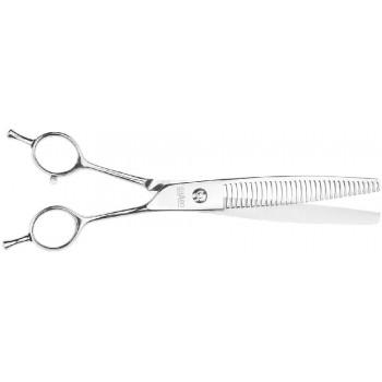 Еhaso / Эхасо Revolution ножницы филировочные односторонние 22 см 32 зубца