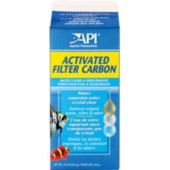API / АПИ Активайтед Фильтер Карбон - Активированный уголь для аквариумных фильтров Activated Filter Carbon, 100 g