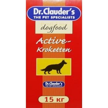 Dr.Clauder's / Др.Клаудер'c Корм д/собак Актив 15кг