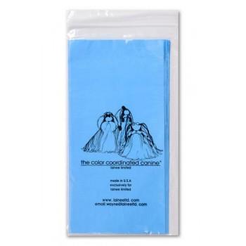 Lainee / Лайни бумага пластиковая длинная голубая