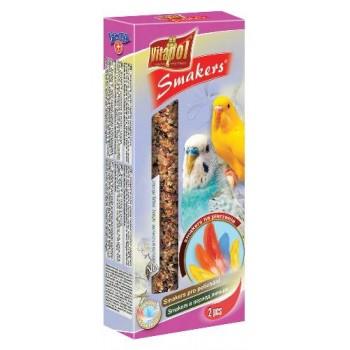 Vitapol / Витапол Smakers для волнистых попугаев в период линьки