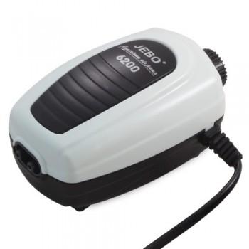 Jebo / Джебо Компрессор 6200, 3Вт, 2*3л/мин, 120*70*64 мм
