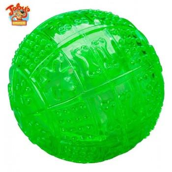 """Kitty City Игрушка для собак """"Мяч для развлечения и угощения"""",8,2 см (Toby's Choice Treat Ball)"""