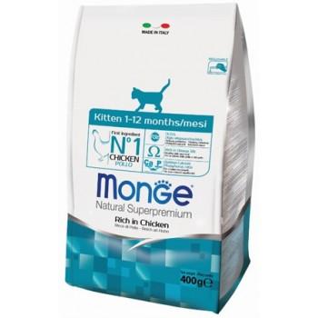 Monge / Монж Cat корм для котят 400г