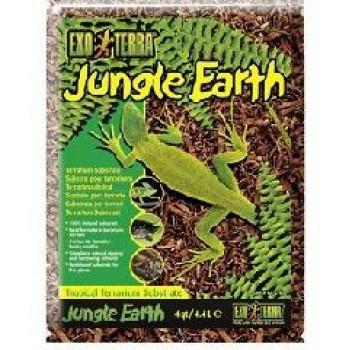 Hagen / Хаген грунт для террариума Jungle Earth 4,4 л