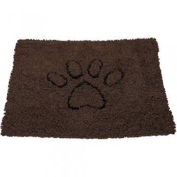 Dog Gone Smart / Дог Гон Смарт коврик д/собак супервпитывающий Doormat M, 51*79см, коричневый
