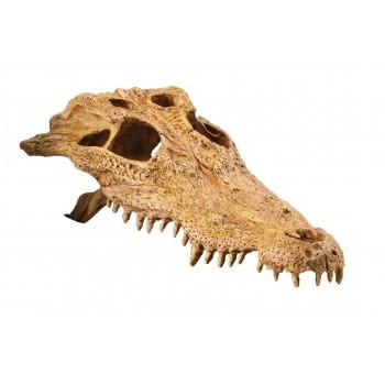Hagen / Хаген убежище-декор череп крокодила для террариума