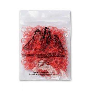 Lainee / Лайни резинки упаковочные красные 1/4 уп.