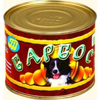 Барбос кон.525 г для собак и кошек