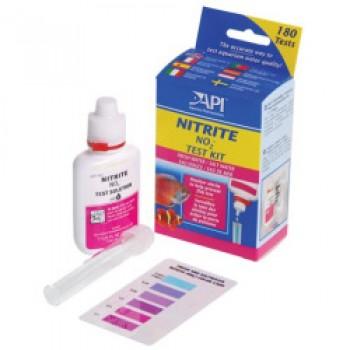 API / АПИ Нитрит Тест Кит - набор для измерения уровня нитритов в пресной и морской воде Nitrite Test Kit