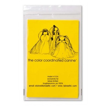 Lainee / Лайни бумага пластиковая стандарт желтая