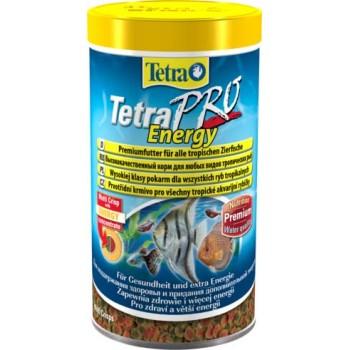 TetraPro / Тетра Energy Crisps корм-чипсы для всех видов рыб для дополнительной энергии 500 мл