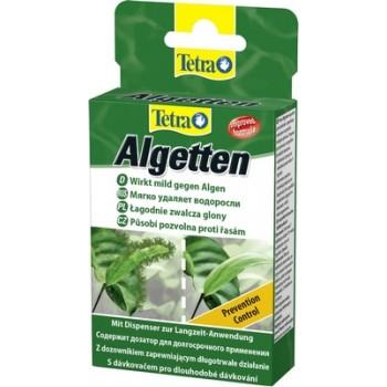 Tetra / Тетра Algetten профилактическое средство против водорослей 12 таб.