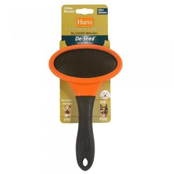 Hartz / Хартц Щетка-пуходерка, для собак и кошек Slicker Brush