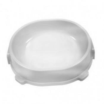 Favorite / Фаворит миска пластиковая нескользящая 0,22л. мраморная