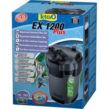 Tetra / Тетра EX 1200 Plus внешний фильтр для аквариумов 200-500 л